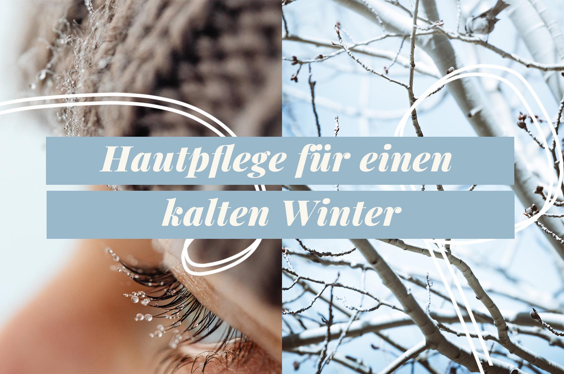Hautpflege-Winter