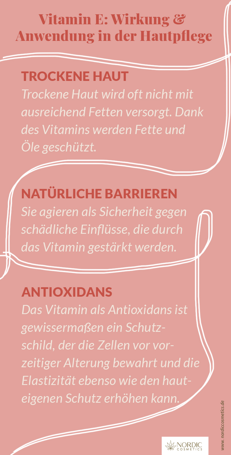 Infograph Vitamin E